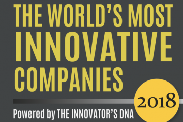 Forbes - World's most innovative companies